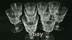 Baccarat Bretagne Cut Water Goblet (Set of 10)