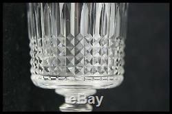 Baccarat Set For 6 Old Fashioned Nancy Pattern Clear Cut Crystal Signed France