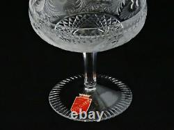 Champagnes Intaglio Edinburgh Fischer Bavaria Cut Crystal Moser Quality (10)