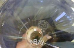Elegant Baccarat Cut Crystal Decanter #5