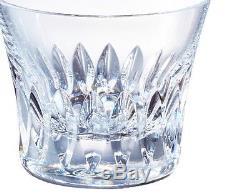SUNTORY HIBIKI × Baccarat Whisky Crystal Tumbler 18 Face Cut Shot Glass Limited