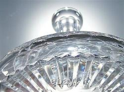 Stunning WATERFORD Lead Crystal ALANA Cut Glass Ships Decanter 26 cm, 1.3 kg