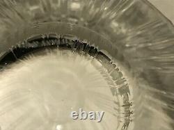 Tiffany & Co. Atlas Crystal Vase MINT