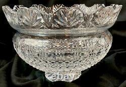 WATERFORD Crystal KINGS BOWL 10
