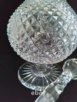 Waterford Crystal Heritage Prestige Collection Master Cut Claret Decanter 12H