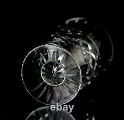 Waterford Maeve (Cut) Juice Glasses Set of 6 Vintage Elegant Crystal Ireland